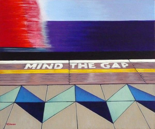 Mind The Gap 1 by Rebecca Coleman