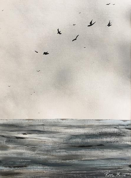 Sea - I by Pippa Buist
