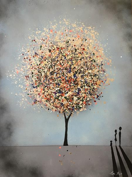 The wishing tree - magical  by Pippa Buist