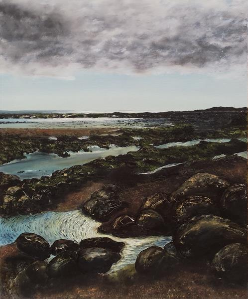 Rock Pools by Hazel Thomson