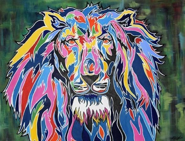 'Hear me roar' by cleigh walker