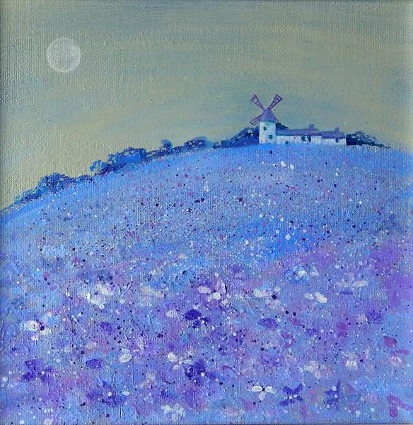 Windmill Hill by Denise Coble