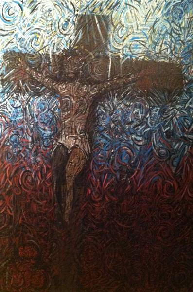The Crucifixion by John Tinney