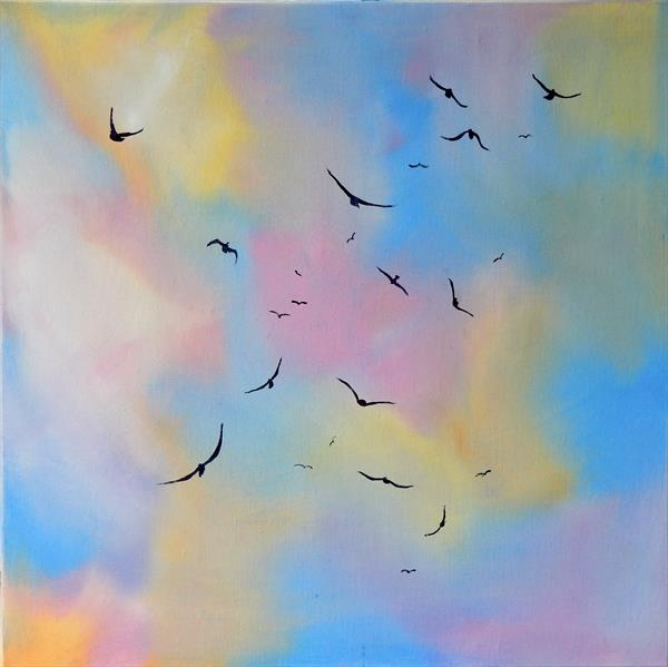 Free Flight by Vita Schagen