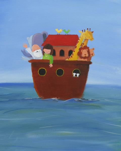 The Ark by Claire Keay
