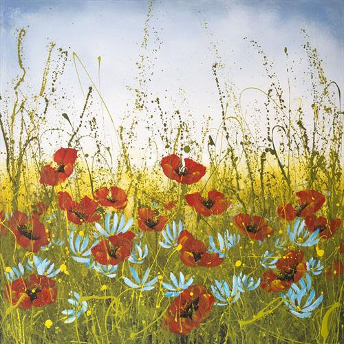 Meadow Delight by Carol Wood