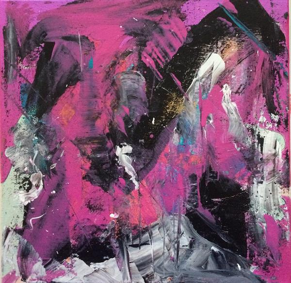 Abstract View by Rosie Cunningham