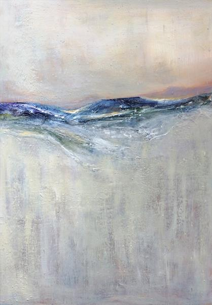 Landscape Oil/mixed media on canvas 20