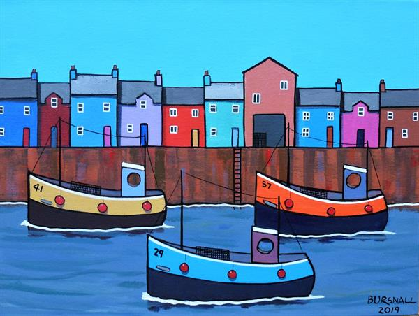 Colour Quay by Paul Bursnall