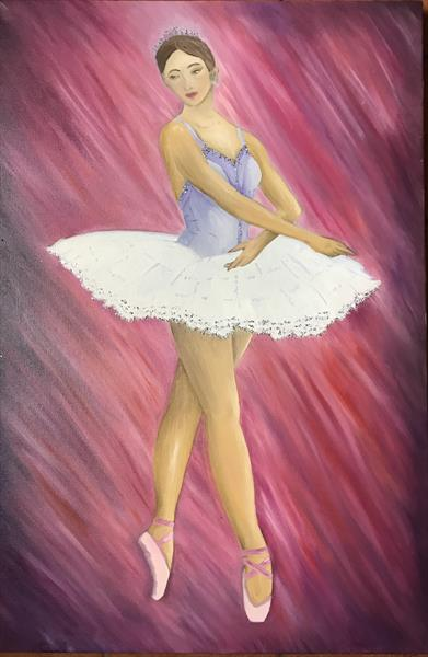 A Dancers Dream by Sarah  Meeds