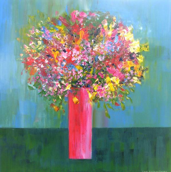 Spring Flowers 2 By Jan Rippingham Artgallery Co Uk