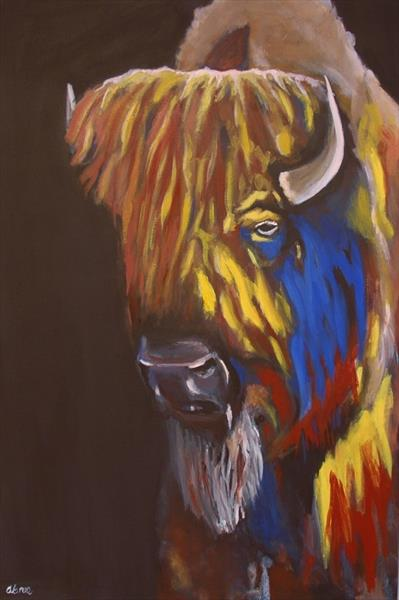 Bison by Andrew Snee