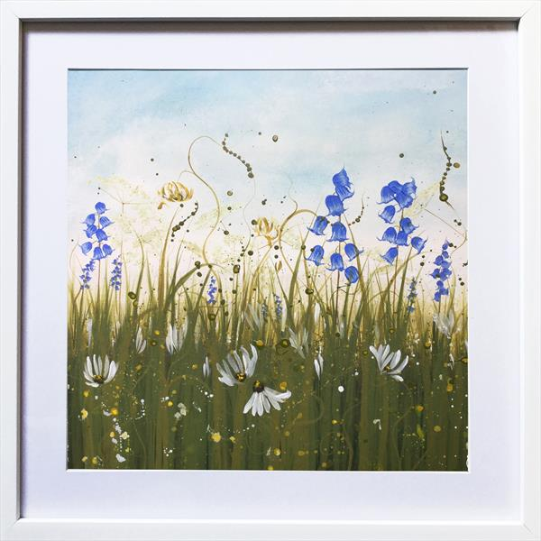 Bluebell & Daisy Meadow by Beatrice   Cawood