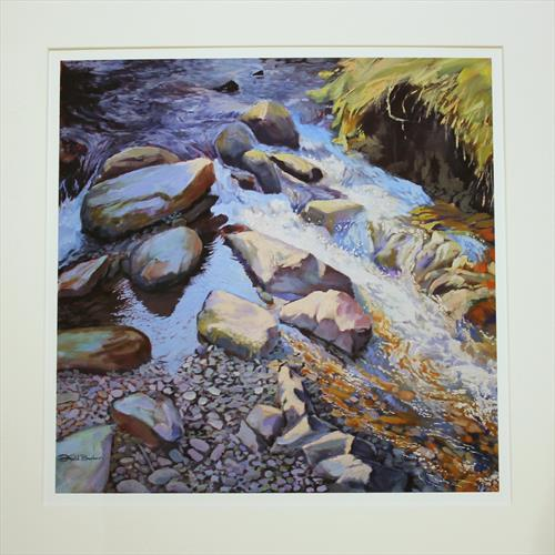 Barrow Beck Stream by David Barber