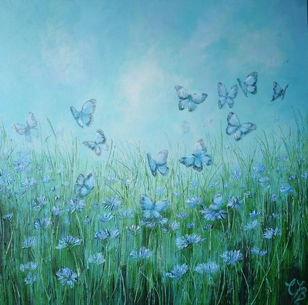 Into the Blue by Colette Baumback