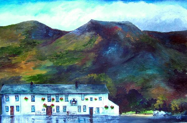 The Horse and Farrier, Threlkeld by Gary Kitchen