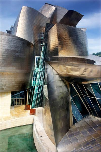 GUGGENHEIM BILBAO (LIMTED EDITION 1-20) by Peter Holzapfel