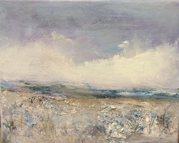 Landscape~ Anywhere The Wind Blows IV by Maxine Martin