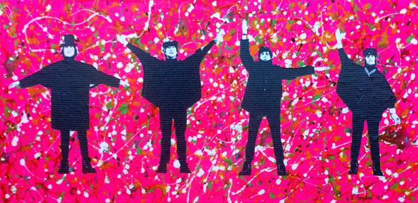 Literally The Beatles - Help by Gary Hogben