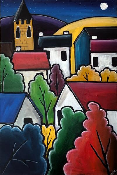 Town Of Colours 4