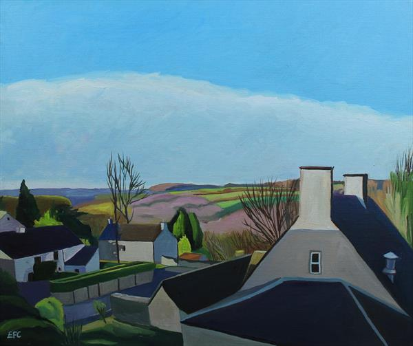 Back Of The Ram Inn by Emma Cownie