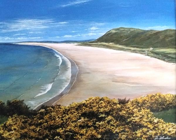 Rhossili Bay, The Gower