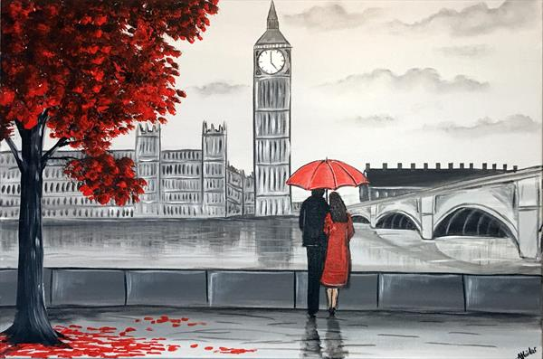 London Romance by Aisha Haider