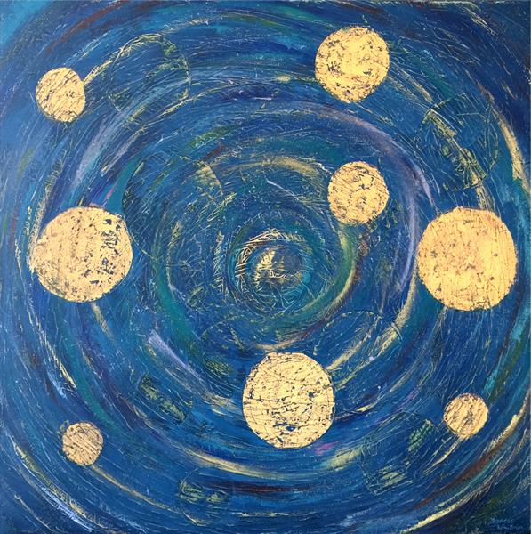 'The Planets' by Frances Whitman