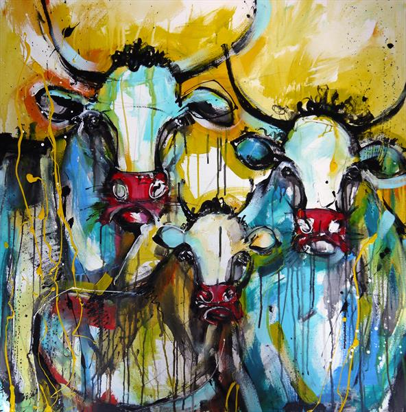 The Cows Are Back