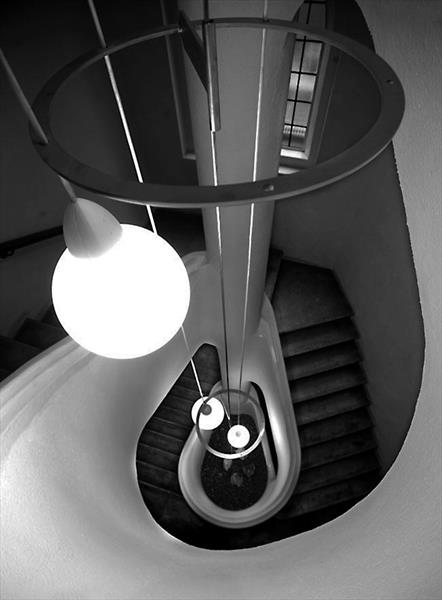 STEINER STAIRCASE (LIMITED EDITION 1-20) by Peter Holzapfel