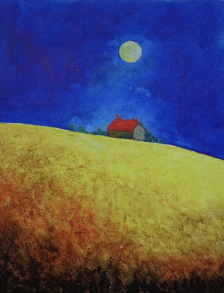 The House on the Hill by Jean Tatton Jones