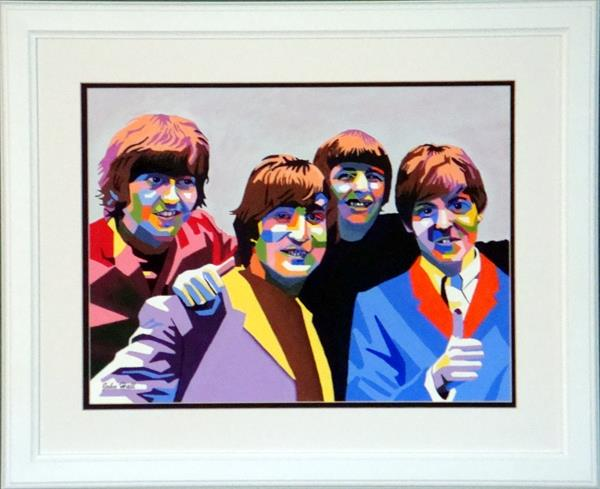 The Beatles by John Hall