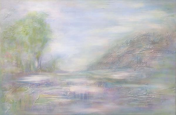 Misty Haze by Sheila Greenall