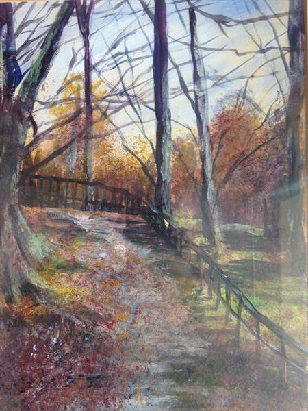 Ampthill Park Track by Mike Kent