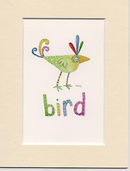 Bird by Claire Keay
