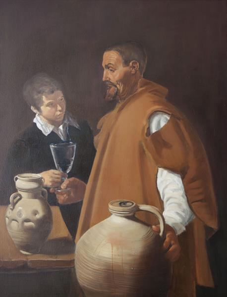 The Waterseller of Seville by Paul Wilmott