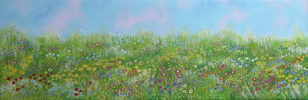 Dotty About Meadows by Elaine Allender