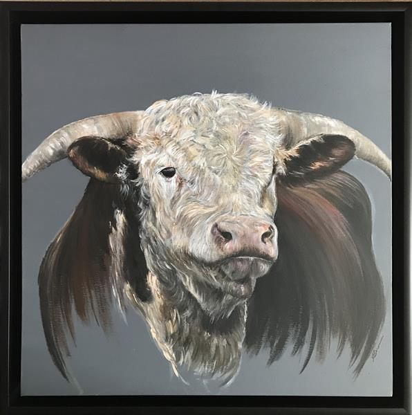 The Herefordshire Bull by Karina Shaw