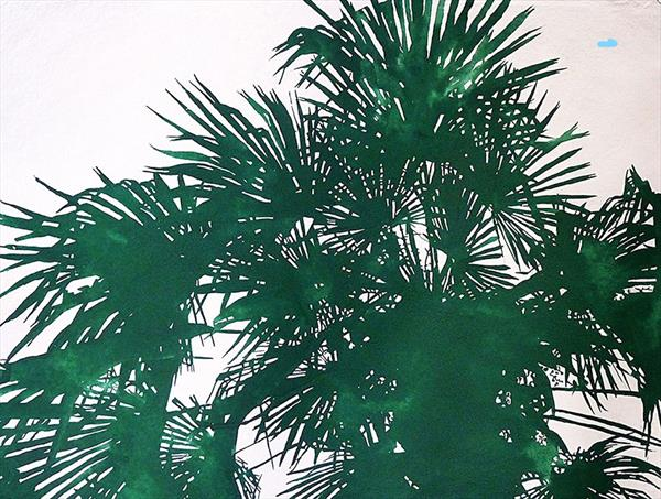 PalmTree01 by Sally Maltby