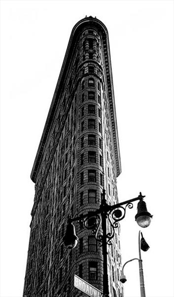 FLATIRON BUILDING (LIMITED EDITION 1-10) by Peter Holzapfel