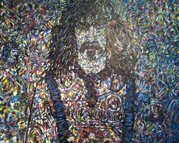 Zappa (Commission) by John Tinney