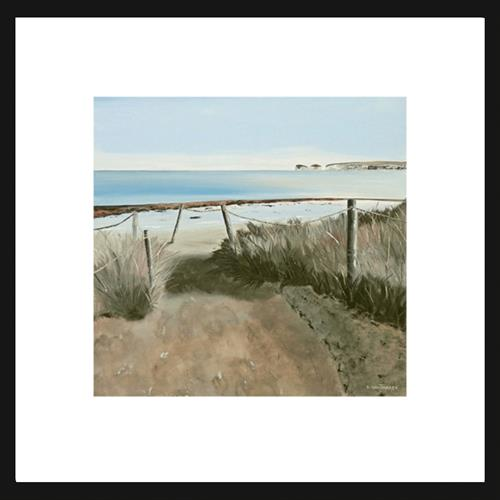 Studland Bay by Suzanne Whitmarsh