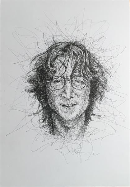 Lennon by Jools Greenyer