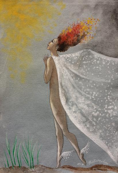 Day ~ Hope and Light by Phyllis Mahon