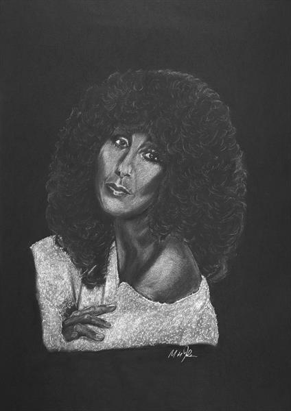 Cher - Pop Legend by Mike Isaac