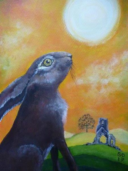 The Hare Of Talley Abbey by Super Cosmic