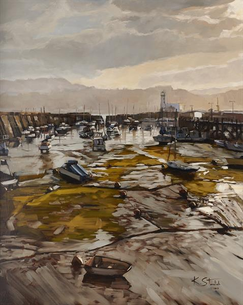 Low Tide by Kelly Standish