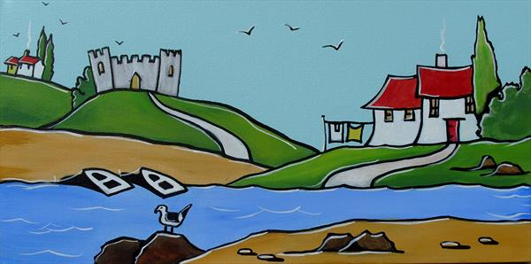 fishermans cove by Terry Wylde
