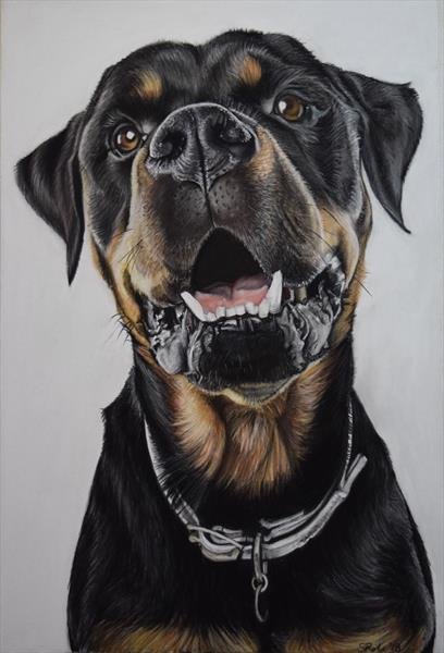 Rita Rottie by Serena Phillips