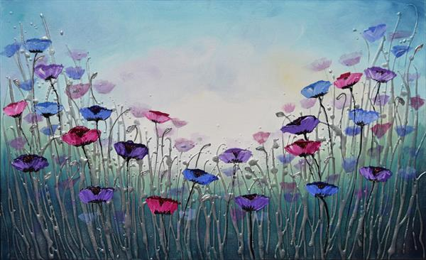 Whispers in the Garden by Amanda Dagg